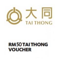 RM50 TAI THONG VOUCHER