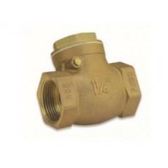 SPEEDAIRE 1V5535 Brass wire horizontal check valve