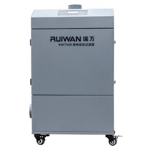 RUIWAN Odor Integrated Odor Integrated Smoke Purifier RW7500