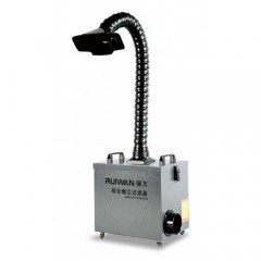 RUIWAN Single Tube Smoke Purifier For Laser RW3301